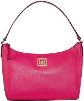 Liz Claiborne Adrienne Top Zip Shoulder Bag