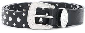 DSQUARED2 studded Gothika Belt
