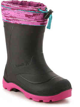 Kamik Girls Snowbuster 2 Toddler & Youth Snow Boot