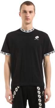 Damir Doma Lotto Cotton Jersey T-Shirt