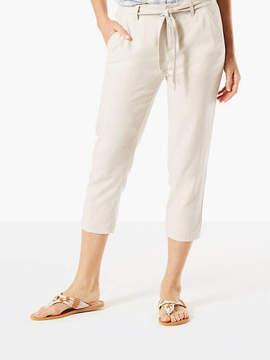 Dockers Linen Capri Pants