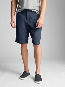 Gap 12 Chino Shorts in Cotton-Linen
