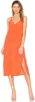 Charli Maelle V Neck Maxi Dress