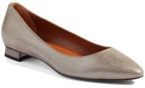 Aquatalia Women's Perla Weatherproof Ballerina Shoe