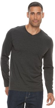 Apt. 9 Big & Tall Premier Flex Classic-Fit Stretch V-Neck Tee