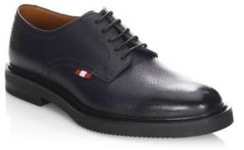 Bally Viko Thick Sole Leather Derbys