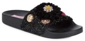 Betsey Johnson Tori Slide Sandals