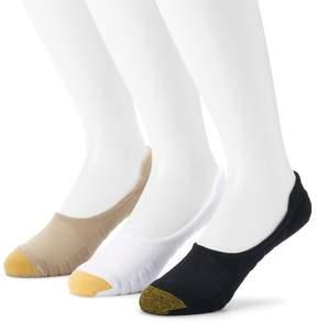 Gold Toe GOLDTOE Men's GOLDTOE 3-pack Ultra-Low Tab Socks