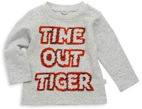 Stella McCartney Baby's Time Out Tiger Cotton Tee