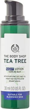 The Body Shop Tea Tree Oil Blemish Fade Night Lotion
