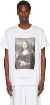 Off-White White Monalisa T-Shirt