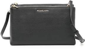 MICHAEL Michael Kors Adele Crossbody Bag - BLACK NERO - STYLE