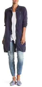 Blank NYC BLANKNYC Drawstring Anorak Jacket