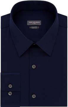 Van Heusen Flex Collar Extra Slim Stretch Long Sleeve Dress Shirt