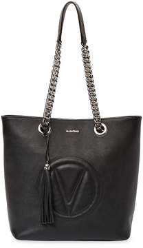 Mario Valentino Valentino by Women's Marylin Leather Tote Bag