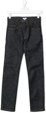 DKNY Teen straight-leg jeans