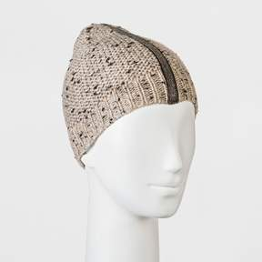 Mossimo Women's Beanie With Bead Detail