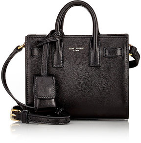 Saint Laurent Women's Toy Sac De Jour-BLACK