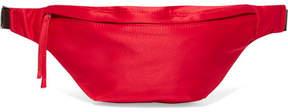 Elizabeth and James Satin Belt Bag - Red