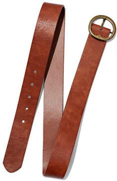 New York & Co. Round-Buckle Belt