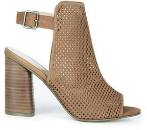 Sole Society Bombay Block Heel Shoetie