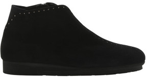 Thierry Rabotin Women's Galam Perforated Suede Bootie