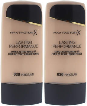 Max Factor Pearl Beige Lasting Performance Foundation - Set of Two