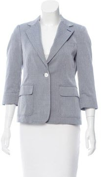 Boy By Band Of Outsiders Lightweight Striped Blazer