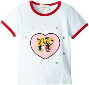 Gucci Kids T-Shirt 478348X3G76 Girl's T Shirt