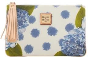 Dooney & Bourke Flowers Carrington Pouch - HYDRANGEA - STYLE