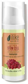 Ilike Organic Skin Care Grape Stem Cell Solutions Moisturizer