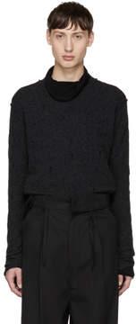 Damir Doma Grey Kole Sweater