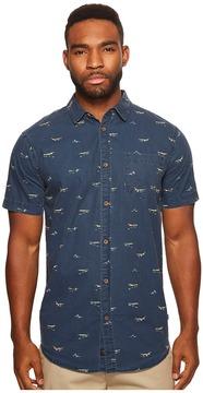 Globe Freestyle Short Sleeve Shirt