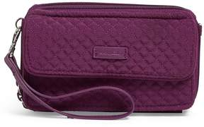 Vera Bradley Iconic RFID All-In-One Cross-Body Bag