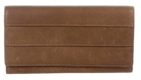 Reed Krakoff Leather Continental Wallet