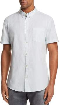 Sovereign Code Striped Short Sleeve Button-Down Shirt - 100% Exclusive