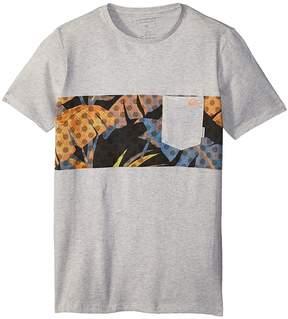 Quiksilver City Vibes Short Sleeve Tee Boy's T Shirt