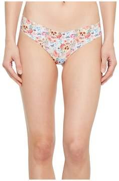 Commando Print Thong CT02 Women's Underwear
