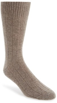 John W. Nordstrom Men's Cashmere Blend Socks