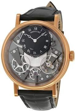 Breguet Tradition Skeleton Dial 18 kt Rose Gold Men's Watch