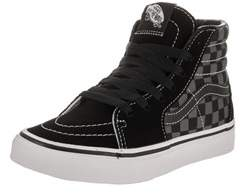 Vans Kids Sk8-hi (checkerboard) Skate Shoe.