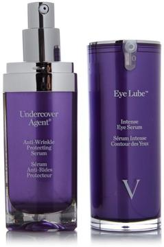 vbeaute vbeauté Eye Lube and Undercover Agent Duo