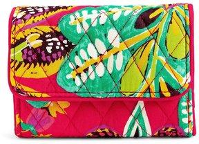 Vera Bradley RFID Riley Compact Wallet - RUMBA - STYLE