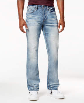 Buffalo David Bitton Men's King-x Slim Boot Cut Stretch Jeans