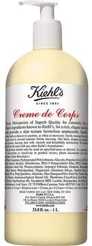 Kiehl's Women's Creme de Corps - 1 L