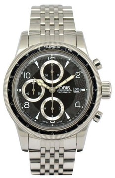 Oris Big Crown 7569 Stainless Steel 43mm Mens Watch