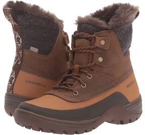 Merrell Sylva Mid Lace Waterproof Women's Boots