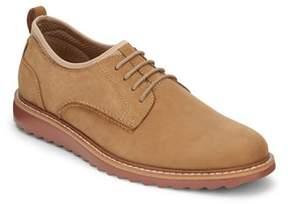 G.H. Bass & Co & Co. Mens Dirty Buck 2.0 Nubuck Plain Toe Oxford Shoe.