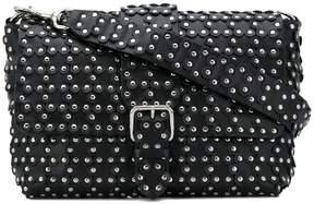 RED Valentino RED(V) square shaped shoulder bag