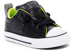 Converse Chuck Taylor All Star Street Slip-On Low-Top Sneaker (Baby & Toddler)